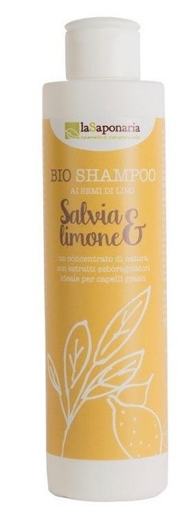 tubetto shampoo Lasaponaria color arancio